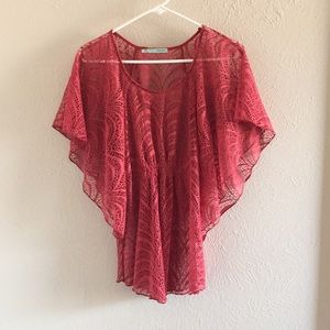 Maurices blouse, practically new!